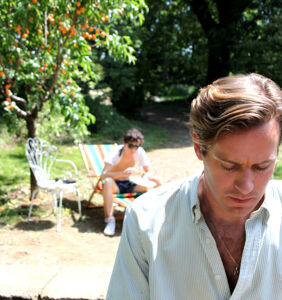 Armie Hammer just threw cold water on the 'Call Me By Your Name' sequel