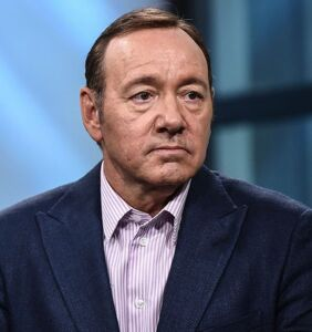 Kevin Spacey accused of groping member of royal family under dinner table