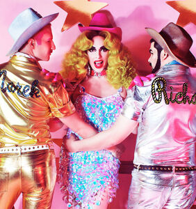 Alyssa Edwards officiated a gay cowboy wedding and the photos are everything