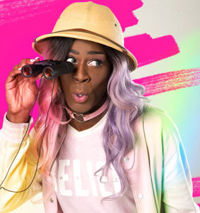"""WATCH: Miles Jai hilariously slays the """"Get Ready For Anything Challenge"""""""