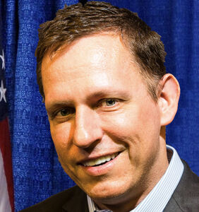 Apparently, that 2007 Gawker article outing Peter Thiel still keeps him up at night