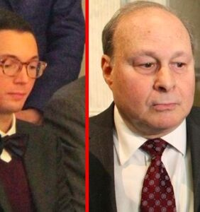 State senate president steps down after his husband is accused of groping multiple men
