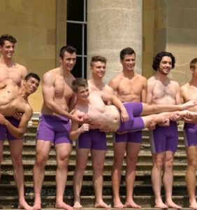 """Russia banned the 2018 Warwick Rowers calendar for being """"gay propaganda"""""""