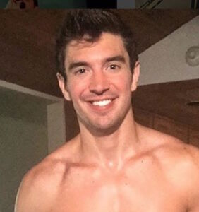 Steve Grand shows off every angle of his jockstrap in sizzling Instagram story