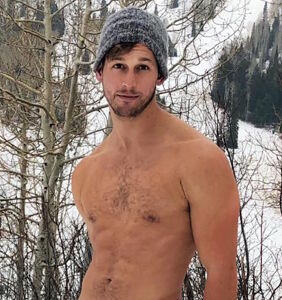 Max Emerson gives everyone a glimpse of his North Pole