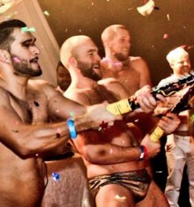 Bearracuda, New Queer's Eve, and the best parties to ring in NYE18