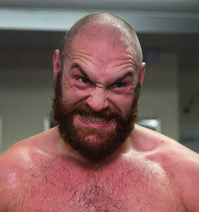 Horrible homophobic boxer Tyson Fury headed back to the ring after having suspension lifted