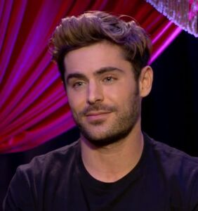 Zac Efron talks loving yourself, and that's enough to make us swoon