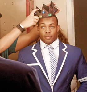 """Todrick Hall gets intimate in new """"Behind the Curtain"""" documentary"""