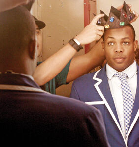"Todrick Hall gets intimate in new ""Behind the Curtain"" documentary"