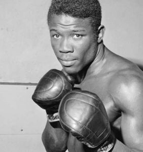 The biopic about the bisexual boxer who killed his homophobic opponent is finally happening