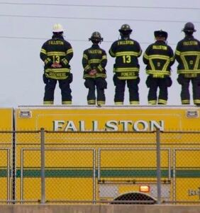 Four firefighters accused of homophobic abuse, raping young recruit inside firehouse