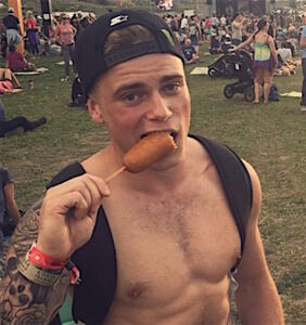 Here's what Gus Kenworthy would do if he ever met Donald Trump