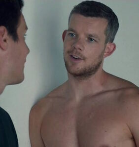So… what's it like playing a gay superhero? Russell Tovey tells all