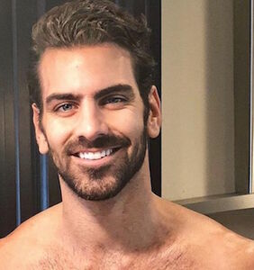 It's never too late to take in Nyle DiMarco's Thanksgiving meat