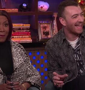 Patti LaBelle reacts to Sam Smith saying he's a 'd*ck monster'
