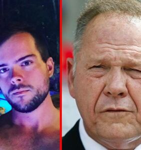 Roy Moore is obsessed with Doug Jones' hot gay son