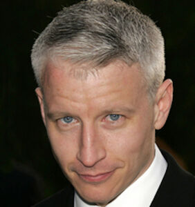 """Anderson Cooper's Twitter account calls Trump a """"pathetic loser""""; Cooper later claims he was hacked"""
