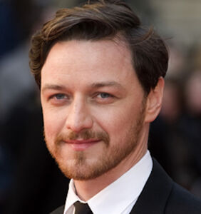 Can we have a talk about newly-jacked James McAvoy?
