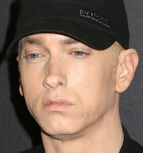 Eminem clarifies comment about hooking up on Tinder and Grindr