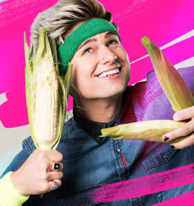 """WATCH: American Idol's Bradlee Wannemacher takes on the """"Get Ready For Anything Challenge"""""""