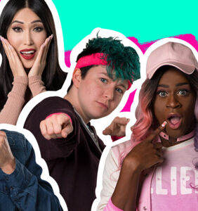 Four YouTubers agree to do just about anything in the Get Ready For Anything Challenge