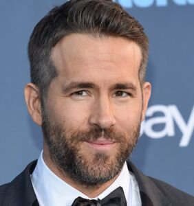 "Which Hollywood ""Chris"" is Ryan Reynolds lusting after? The answer will leave you reeling."