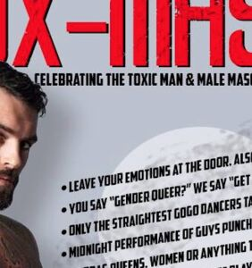 Hilarious nightlife poster exemplifies the very worst of the gay community