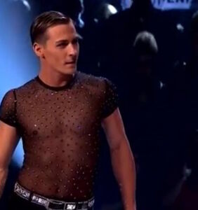 """""""Dancing on Ice"""" star Matt Evers comes out"""