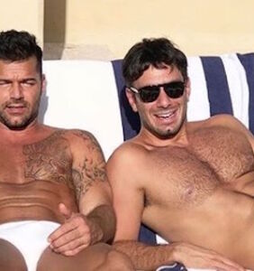 Ricky Martin and Jwan Yosef secretly got married