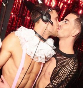 Photos of Amsterdam's sexy Wonderland-themed costume extravaganza are a royal flush
