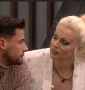 "Celebrity Big Brother update: ""If Courtney didn't have a d*ck, I'd go to town on that"""