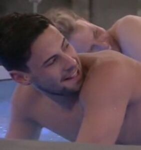 Celebrity Big Brother's gay/straight bromance reaches NSFW heights