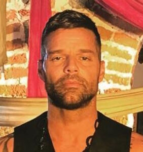 Ricky Martin is exploring his kinky side, and we're all for it