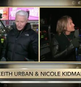 WATCH: Andy Cohen's interview with Nicole Kidman was an awkward disaster