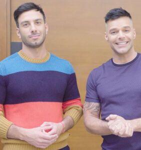 Ricky Martin and Jwan Yosef show us where the magic happens