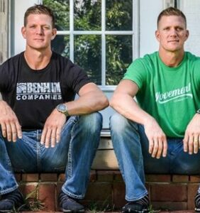 "Benham Brothers insist they aren't ""weak men"" because they don't have ""limp wrists"""
