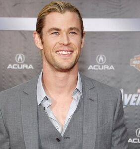 Chris Hemsworth conquers the beach in one of his thirstiest Instagram pics ever