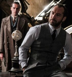 New 'Harry Potter' film will completely avoid mentioning its leading man is gay
