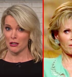Megyn Kelly has harsh words for Jane Fonda… too bad she's too scared to say them to her face