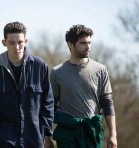 """Well, the steamy sex scenes from """"God's Own Country"""" have hit the web"""