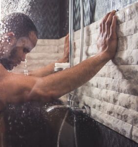 Major League Baseball players were secretly filmed in the shower