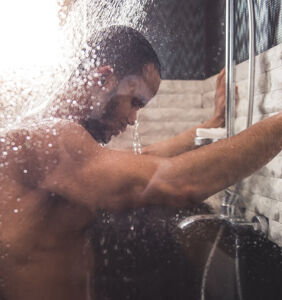 Major League Baseball players were secretly filmed in the shower