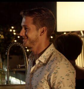 "PREMIERE: Musician Matt Palmer flirts with Max Emerson in video for ""Get Lost"""