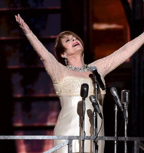 """Patti LuPone trashes """"Evita,"""" says she never wanted to do the show and loathes Andrew Lloyd Webber"""