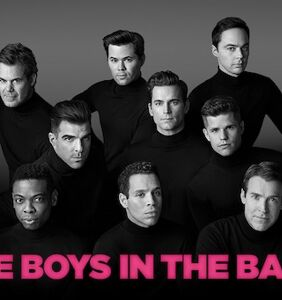 """The all-gay cast of """"The Boys in the Band"""" revival thinks there's something you need to know"""