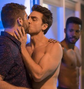 TV is getting its first-ever series about a deaf gay man played by a sexy deaf gay actor