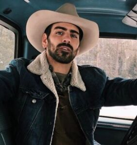 Nyle DiMarco does 'Brokeback'