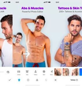 """Dating app under fire for encouraging men to alter their appearances to look more """"manly"""""""