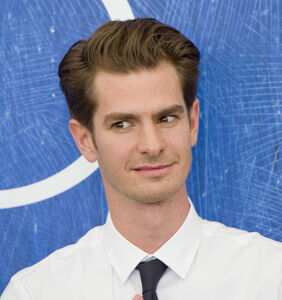 Andrew Garfield says he wouldn't rule out gay sex in the future… there's just one caveat